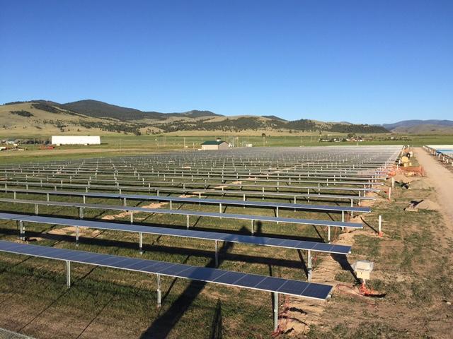 Greyco Personnel solar installation.